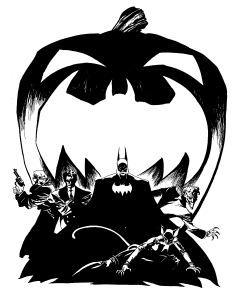 Batman et compagnie