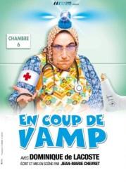 En coup de Vamp, le tout dernier spectacle de Gisèle Rouleau
