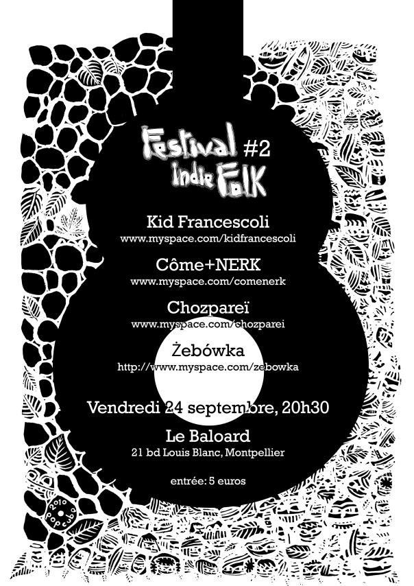 Festival Indie Folk 2